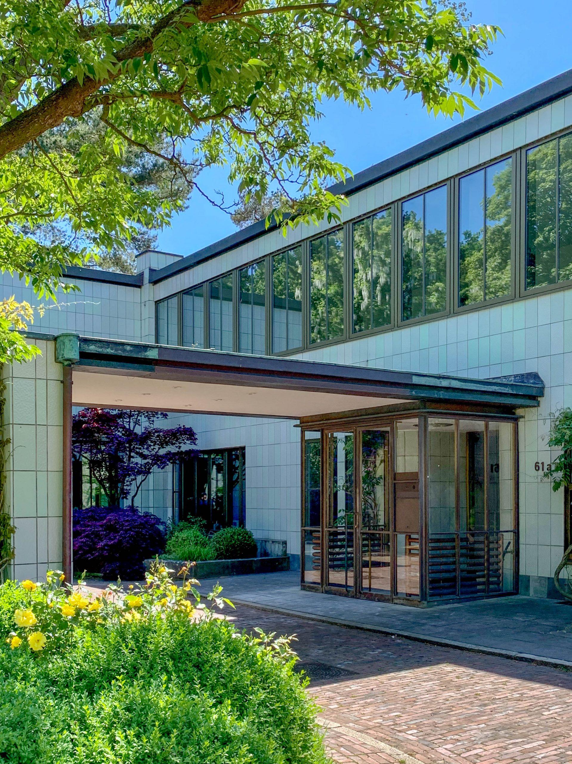 Haus K. in O., 1930-1932. Architekt: Martin Elsaesser