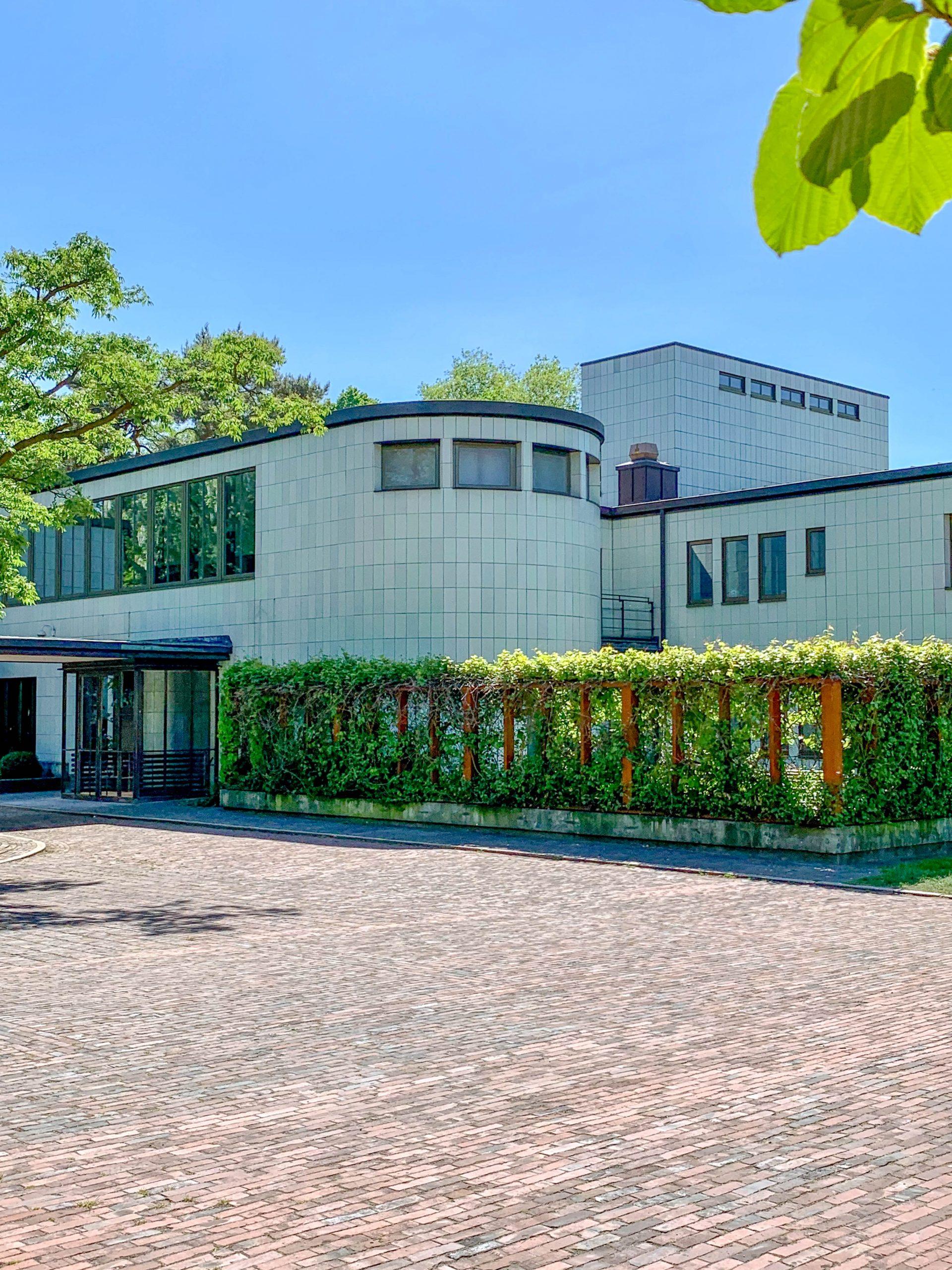 House K. in O., 1930-1932. Architect: Martin Elsaesser